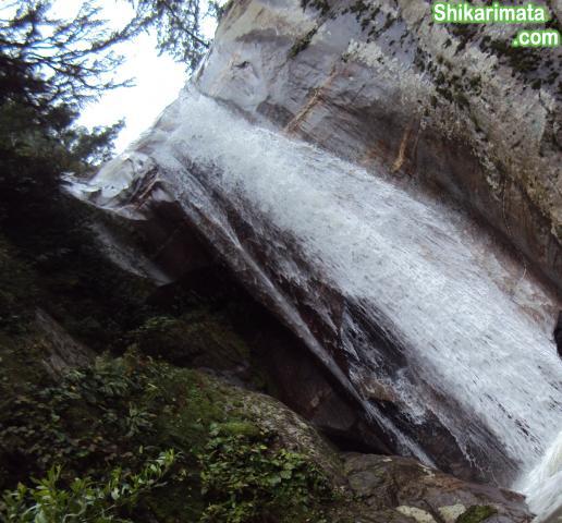 waterfall bagsaid valley thunag mandi shikari mata way